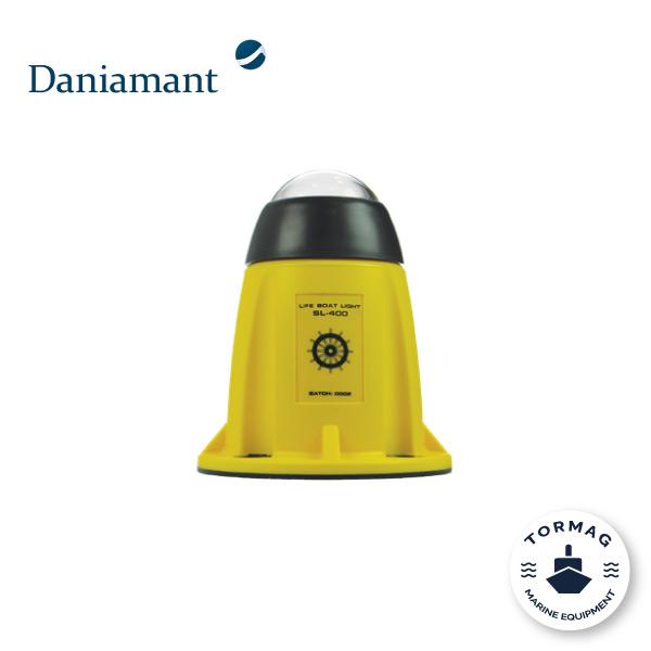 Daniamant luces bote salvavidas