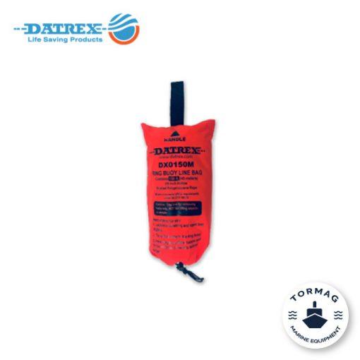 Datrex Ring buoy line bag