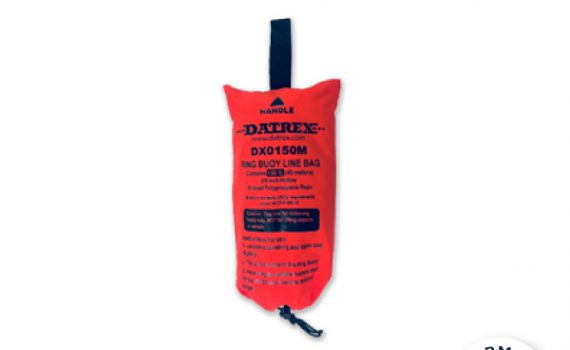 Datrex Ring buoy line bag